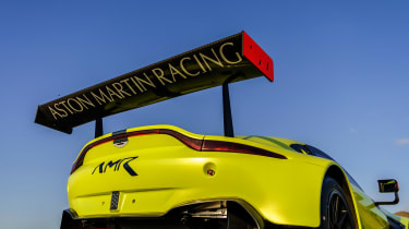 Aston Martin Racing Vantage GTE - wing
