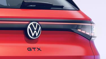 Volkswagen ID.4 GTX - badge