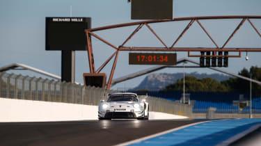 Porsche 911 RSR - test