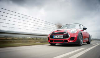 Mini JCW AC - nose