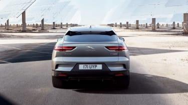 Jaguar i-Pace - tail