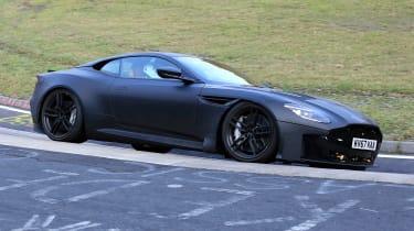 Aston Martin Vanquish Nurburgring – side
