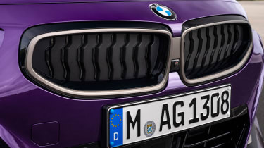 BMW 2-series 2021 – grille