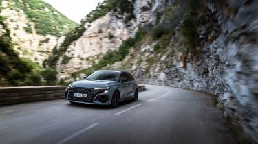 2022 Audi RS3 Sportback –tracking