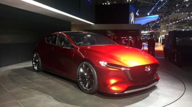 Mazda Kai Concept – front quarter