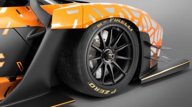 McLaren Senna GTR - arch