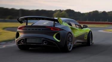 Lotus Emira GT4