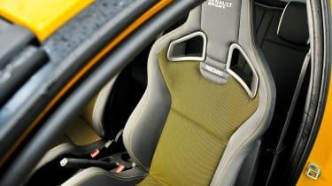 Renault Sport Clio 200 – Recaros