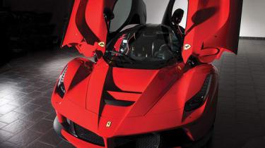 Ferrari LaFerrari - Front