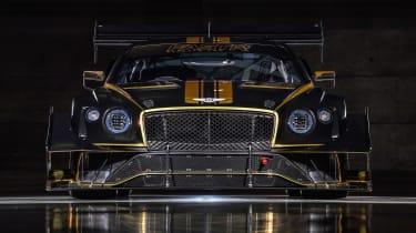 Bentley Continental GT3 Pikes Peak front