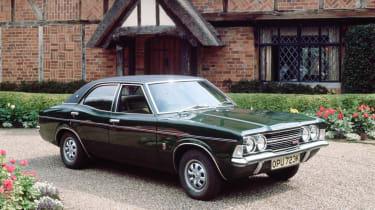Ford Mk3 Cortina
