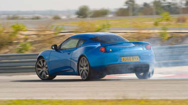 Lotus Evora S supercharged