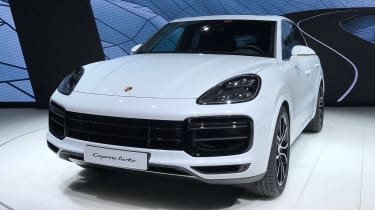 Porsche Cayenne Turbo live 1