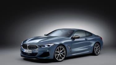 BMW M850i revealed - studio