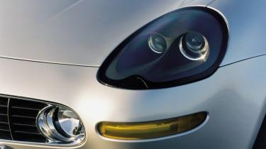 BMW Z8 – headlight