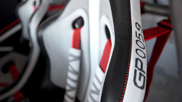 Mini John Cooper Works GP Concept - seat