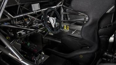 Pikes Peak Peugeot 208 T16 interior