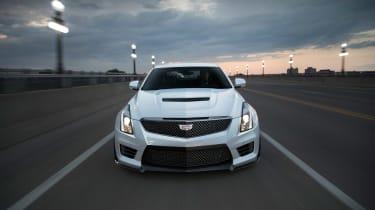 Cadillac ATS-V - nose
