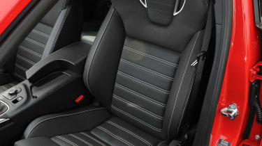 Vauxhall Insignia VXR SuperSport leather Recaro sports seat