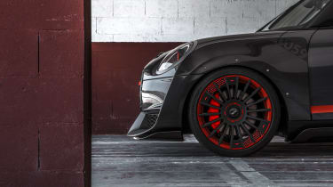 Mini John Cooper Works GP Concept - front