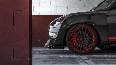 Mini John Cooper Works GP Concept - front