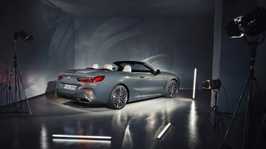 BMW 8-series Convertible - rear quarter