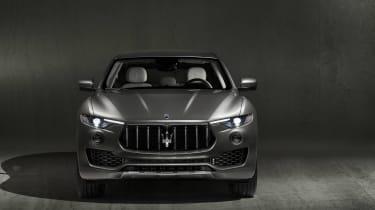 MY18 Maserati Levante S - front GS