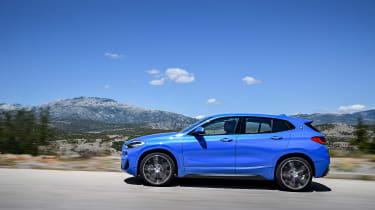 BMW X1 M Sport - profile