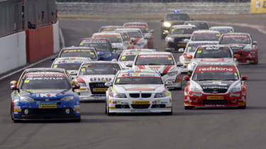 BTCC Brands Hatch preview video