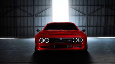 Kimera Automobili 037 –nose