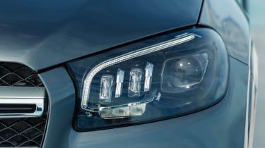 Mercedes GLS - headlights