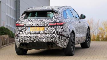 Range Rover Velar SVR proto - rear