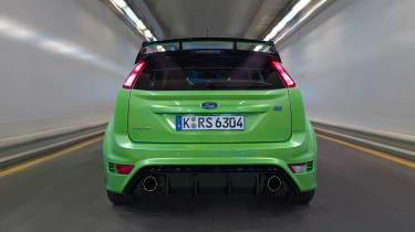 Ford Focus RS Mk2 – rear