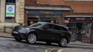 2021 Land Rover Range Rover Velar – front city