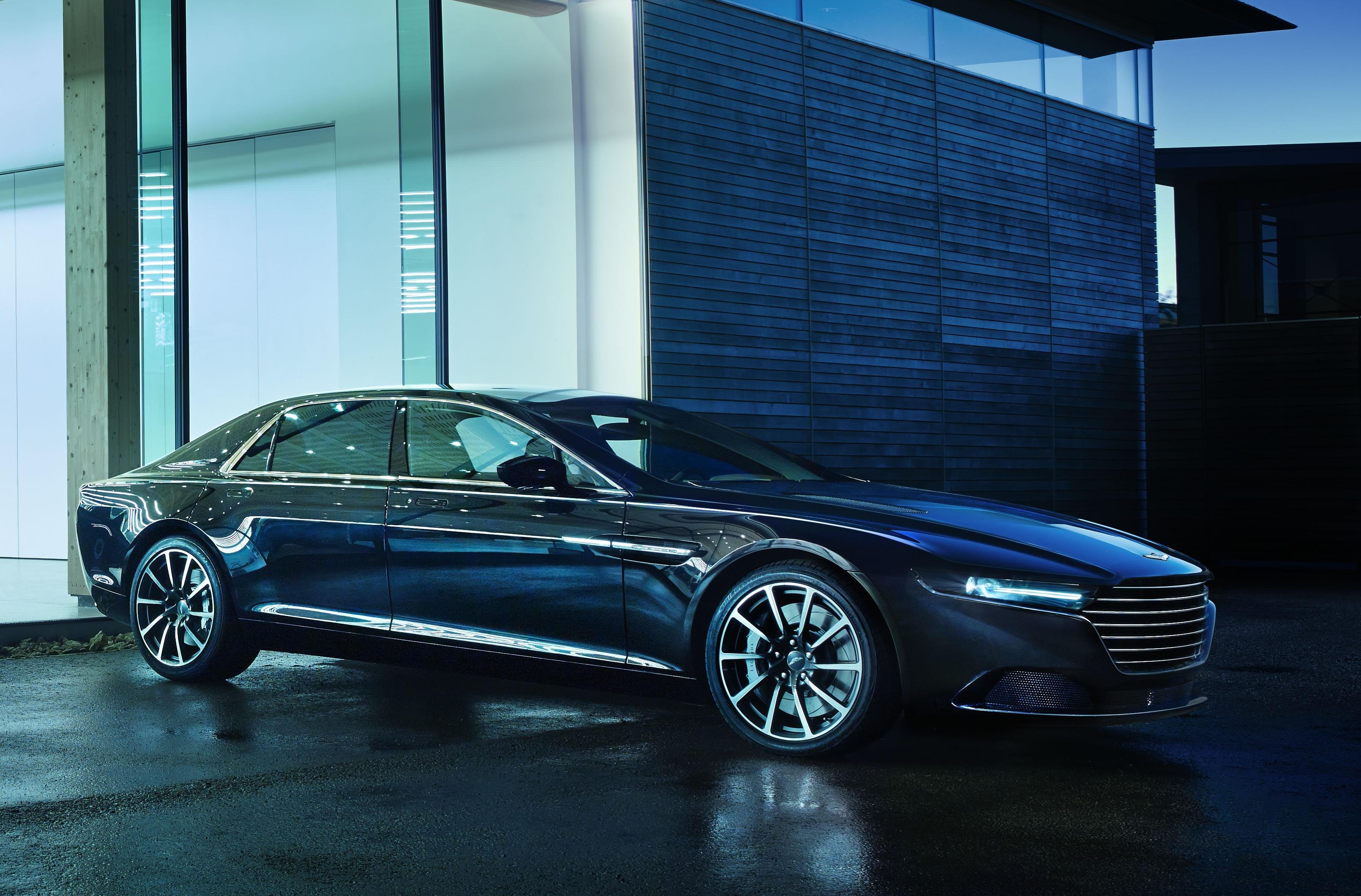 Aston Martin Lagonda Taraf Luxury Saloon Priced From 696 000 Evo