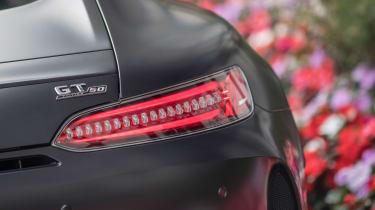 Mercedes-AMG GT C Coupé - Rear light