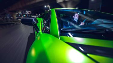 Lamborghini Aventador SVJevo – detail