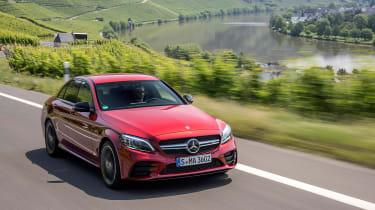 Mercedes-AMG C43 2018 facelift - forrnt