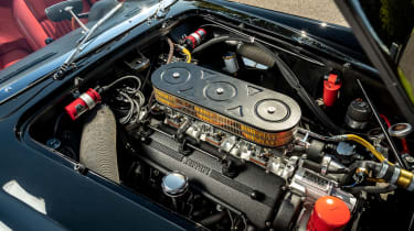 GTO Engineering California Spider –engine