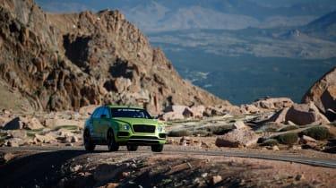 Bentley Bentayga Pikes Peaks