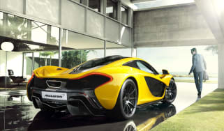 McLaren P1 to appear at Goodwood