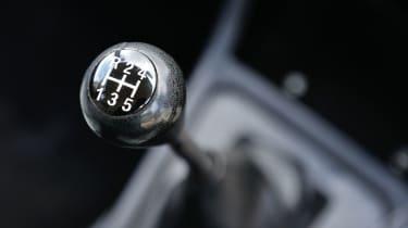 Lotus Sunbeam gearknob