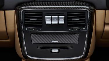 Mercedes-Maybach G650 Landaulet - centre console