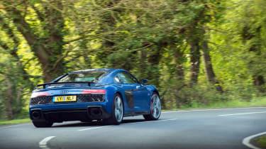 Audi R8 Performance – rear