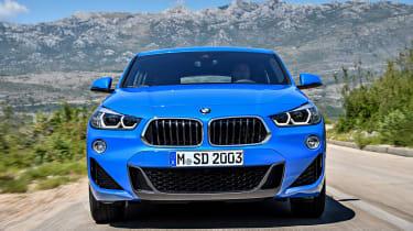 BMW X1 M Sport - front