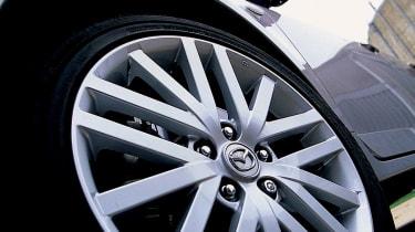 Mazda 6 MPS wheel