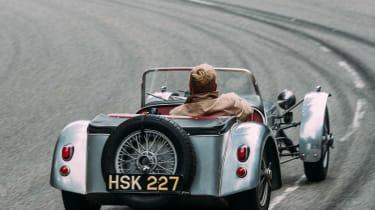 Lotus Seven Series 1 - Rear