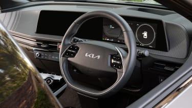 Kia EV6 GT-Line S – interior
