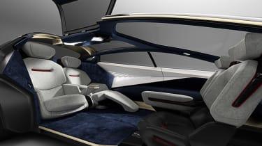 Lagonda Vision concept - interior