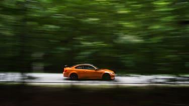 BMW M3 & M4 GTS - profile